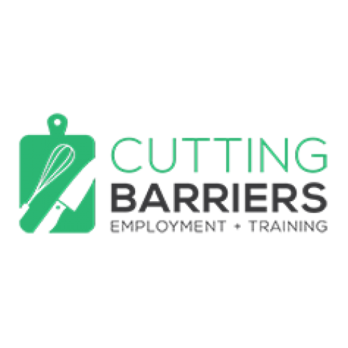 Cutting Barriers Employment + Training